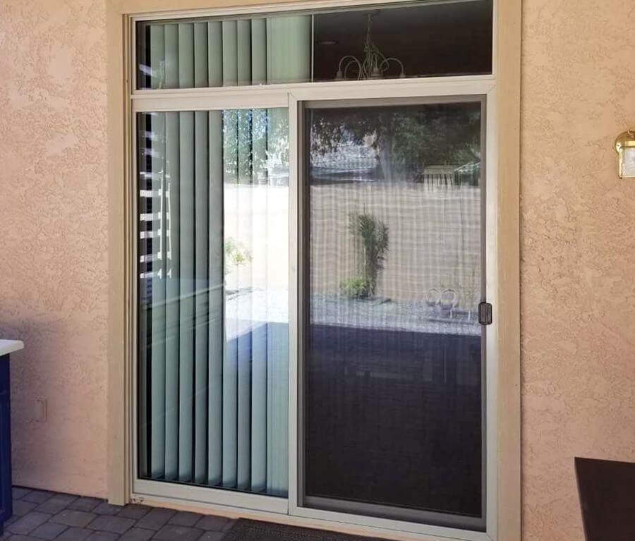 sliding glass door installation services